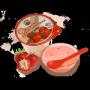 Etyeki Gyümölcsös Joghurt epres (250g)